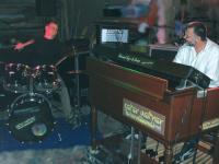 Melody + Groove: das Orgel-Schlagzeug-Duo Jammond Daze